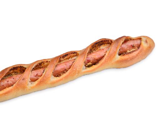 豚トロソーセージフランス